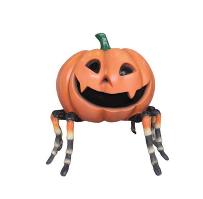 Pumpkin Spider 40cm- LM Treasures