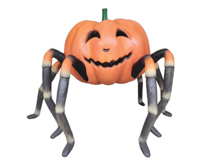 Pumpkin Spider 60cm- LM Treasures