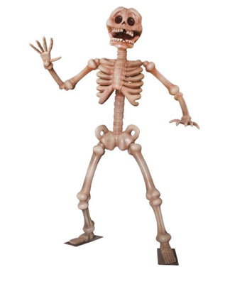 Skeleton Hello - LM Treasures Life Size Statues & Prop Rental