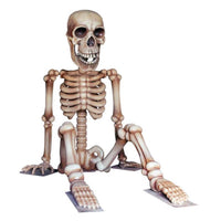 Skeleton 4m - LM Treasures Life Size Statues & Prop Rental