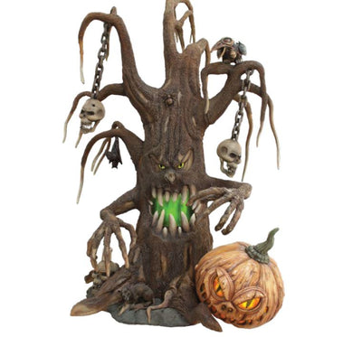 Scary Tree - LM Treasures Life Size Statues & Prop Rental