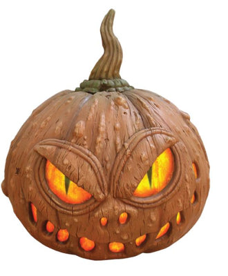 Pumpkin Monster light- LM Treasures