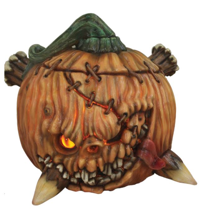 Pumpkin Evil light - LM Treasures