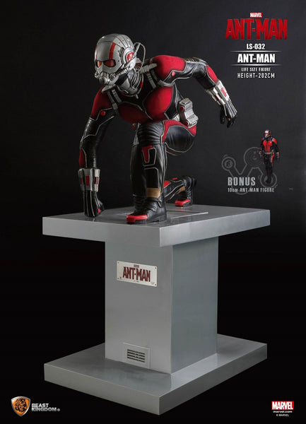 Ant Man Life Size Statue - LM Treasures Life Size Statues & Prop Rental