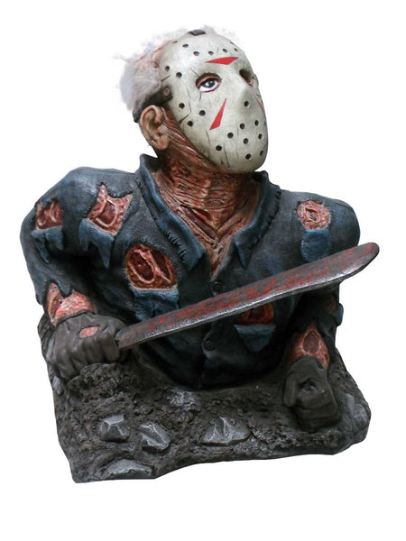 Jason Ground Breaker Life Size Statue - LM Treasures