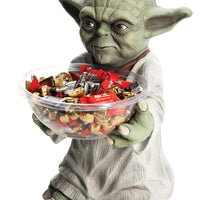 Candy Bowl Holder Star Wars Yoda Half Foam Licensed Statue - LM Treasures