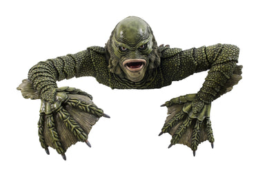 Grave Walker Halloween Black Lagoon Creature Foam Licensed Statue - LM Treasures Life Size Statues & Prop Rental