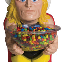 Candy Bowl Holder Marvel Thor Half Foam Licensed Statue - LM Treasures Life Size Statues & Prop Rental