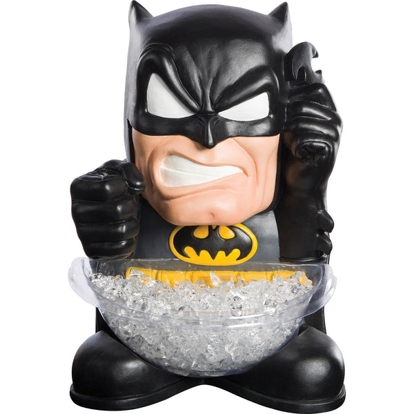 Candy Bowl Holder DC Batman Mini Half Foam Licensed Statue - LM Treasures Life Size Statues & Prop Rental