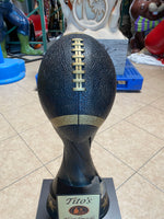 Tito's Vodka Football Trophy Over Sized Statue - LM Treasures Life Size Statues & Prop Rental