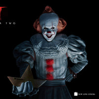 IT Pennywise Chapter 2 Life Size Statue - LM Treasures Life Size Statues & Prop Rental