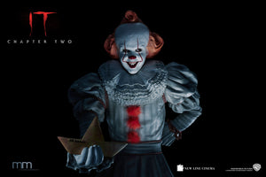IT Pennywise Chapter 2 Life Size Statue - LM Treasures