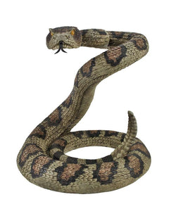 Large Rattlesnake Life Size Statue - LM Treasures Life Size Statues & Prop Rental