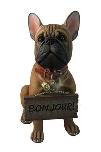 French Bulldog Statue - LM Treasures