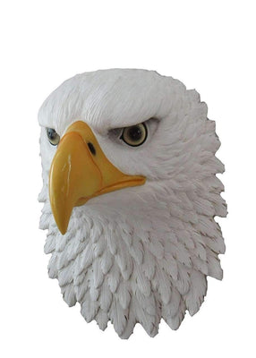 Bird Eagle Head Animal Prop Life Size Resin Statue- LM Treasures