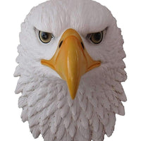 Bald Eagle Head Life Size Statue - LM Treasures Life Size Statues & Prop Rental