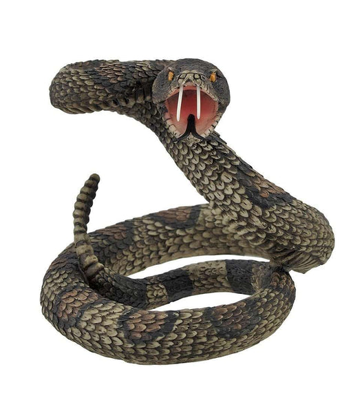 Small Rattlesnake Life Size Statue - LM Treasures Life Size Statues & Prop Rental