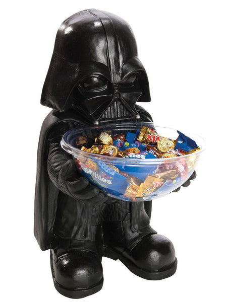 Candy Bowl Holder Star Wars Darth Vader Half Foam Licensed Statue - LM Treasures