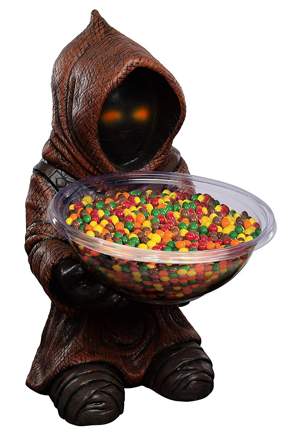 Candy Bowl Holder Star Wars Jawa Half Foam Licensed Statue - LM Treasures Life Size Statues & Prop Rental