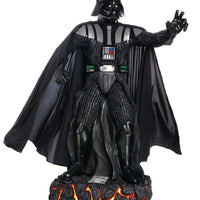 Star Wars Darth Vader Anakin Skywalker Life Size Statue Light Up Rubie's Disney - LM Treasures Life Size Statues & Prop Rental