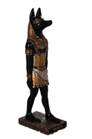 Egyptian Anubis Small Statue - LM Treasures Life Size Statues & Prop Rental
