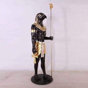 Egyptian Horus 6ft Life Size Prop Decor Resin Statue - LM Treasures Life Size Statues & Prop Rental