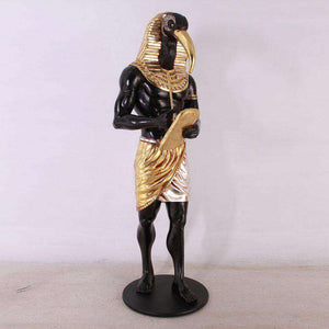 Egyptian Thot 6ft Life Size Prop Decor Resin Statue - LM Treasures Life Size Statues & Prop Rental