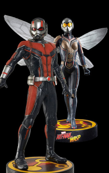 Ant-Man & The Wasp Life Size Statues (Set of 2) - LM Treasures Life Size Statues & Prop Rental