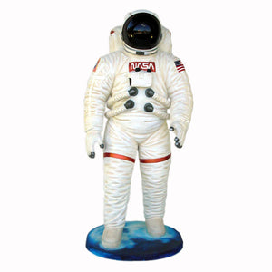 Astronaut Walking Life Size Statue - LM Treasures