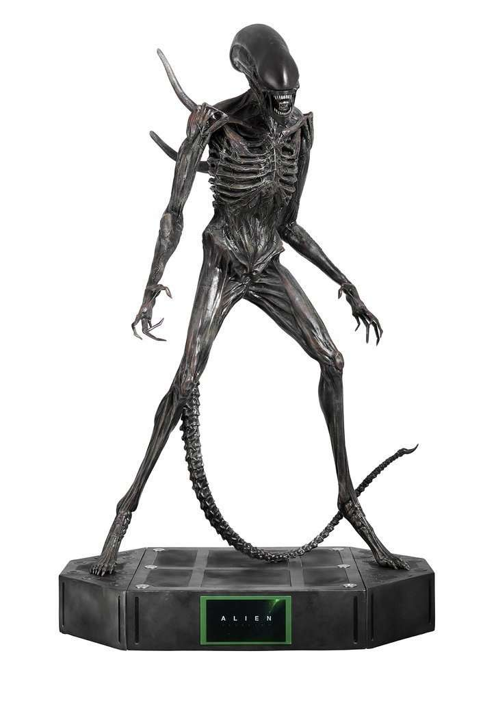 Alien Covenant Life Size Statue - LM Treasures