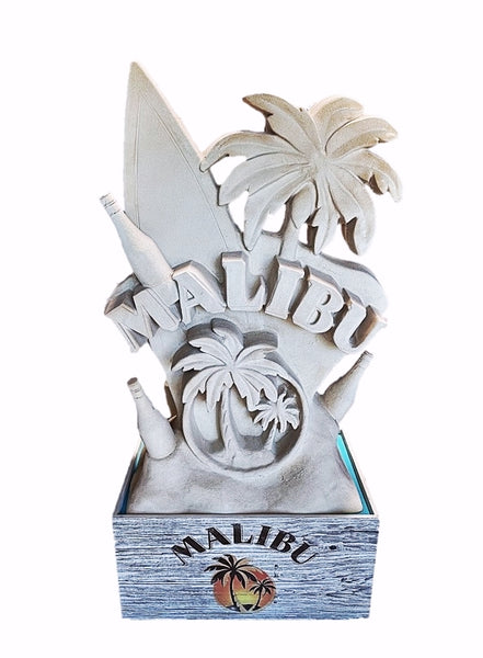 Malibu Rum Sandcastle Over Sized Statue - LM Treasures Life Size Statues & Prop Rental