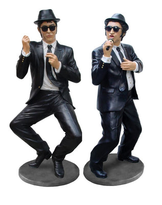 Celebrity Comedians Preforming Life Size Movie Hollywood Prop Decor Statue - LM Treasures Life Size Statues & Prop Rental