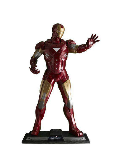 Iron Man Life Size Statue From The Avengers - LM Treasures