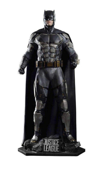 Batman from Justice League - Life Size Statue (Tactical Suit) - LM Treasures