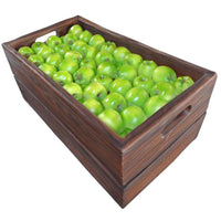 Fruit Apple Green Case Over Sized Restaurant Prop Resin Statue - LM Treasures Life Size Statues & Prop Rental