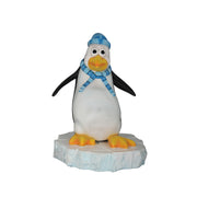 Penguin Blubber Snow Base - LM Treasures Life Size Statues & Prop Rental