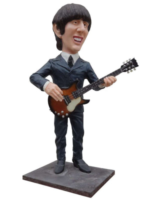 Celebrity Beatle G. Hairspray Display Prop Decor Resin Statue - LM Treasures - Life Size Statue