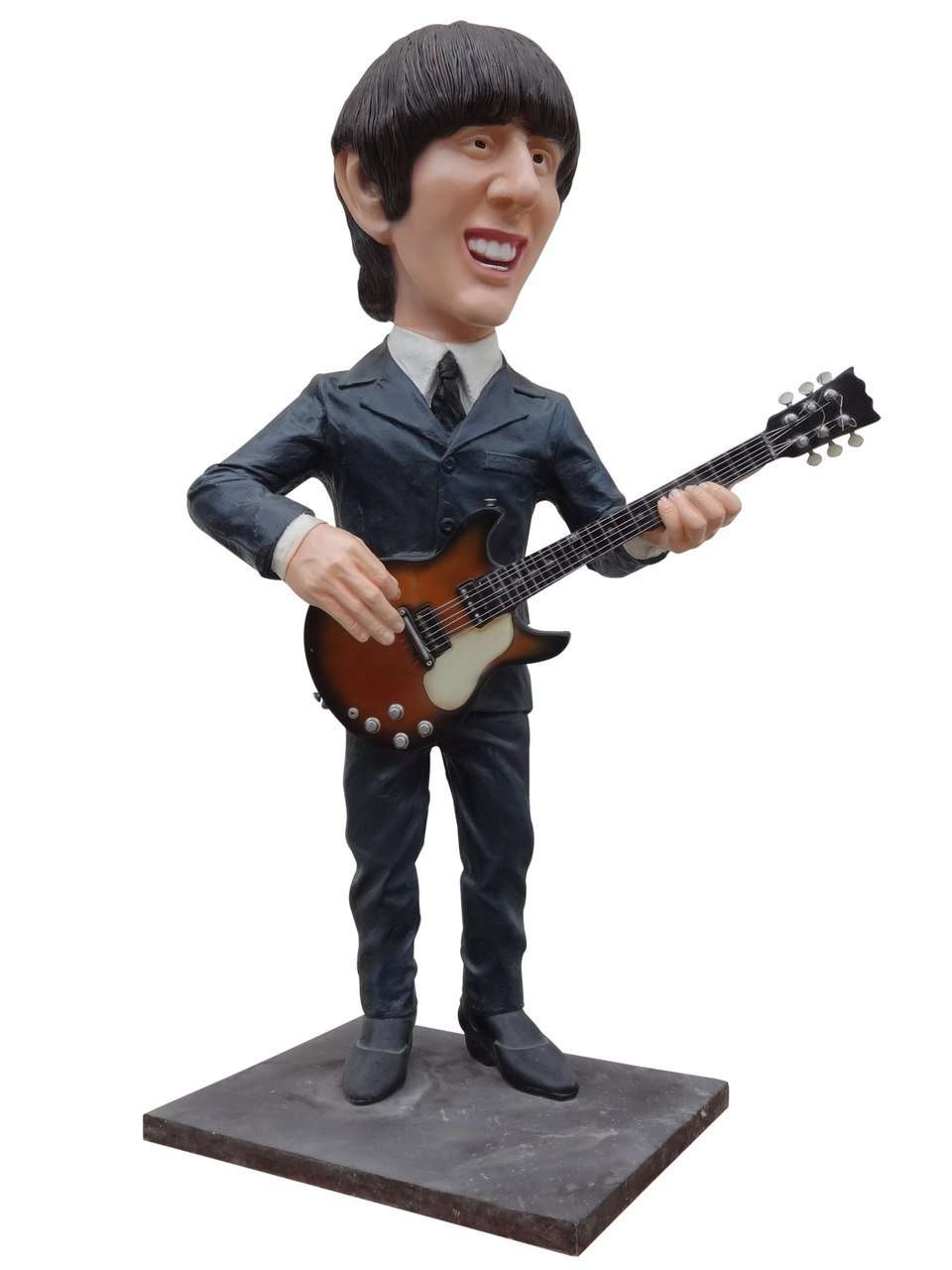 English Rock Band Caricature Hairspray Life Size Statue - LM Treasures Life Size Statues & Prop Rental