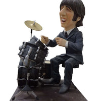 English Rock Band Caricature Bingo Life Size Statue - LM Treasures Life Size Statues & Prop Rental