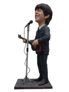 English Rock Band Caricature Macaroni Life Size Statue - LM Treasures Life Size Statues & Prop Rental