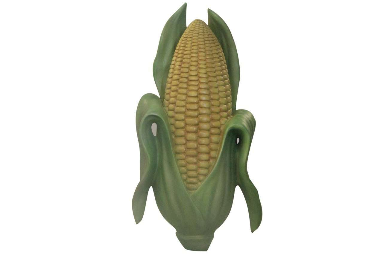 Corn Prop Over sized Food Statue - LM Treasures