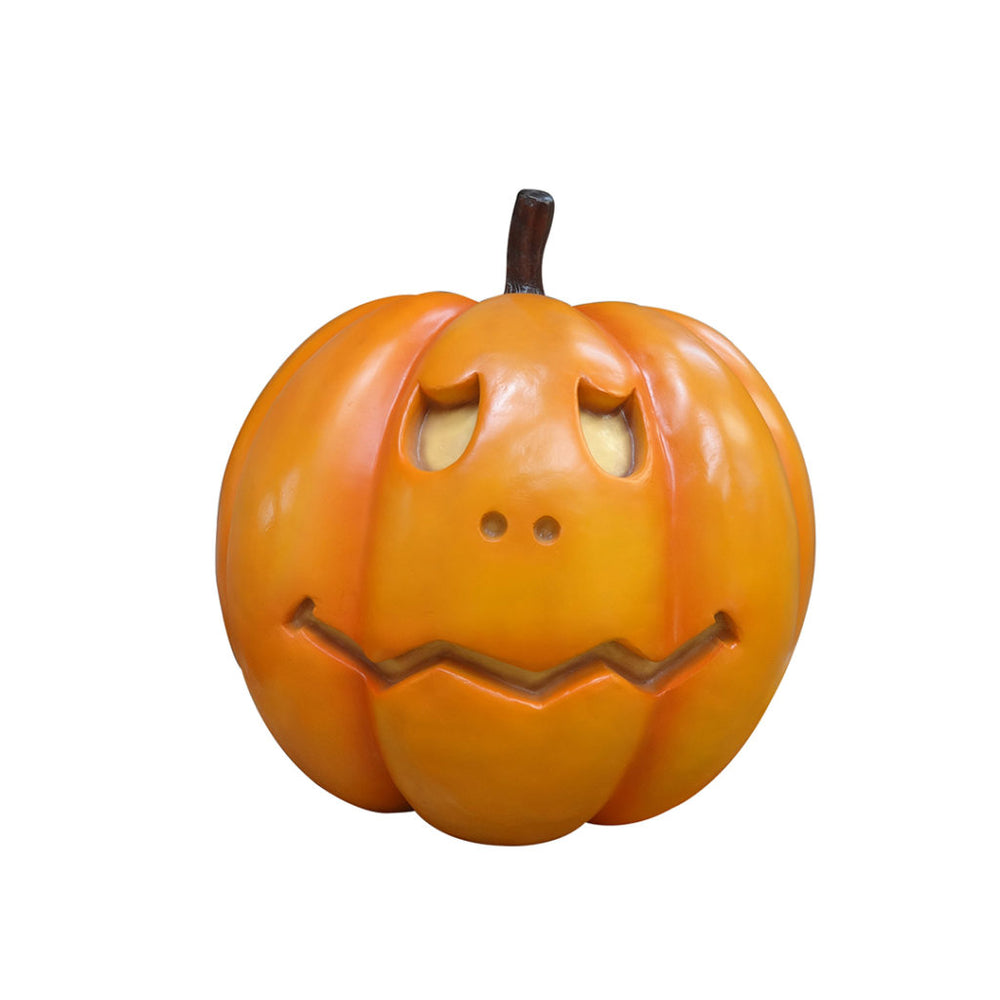 Pumpkin Sad - LM Treasures Life Size Statues & Prop Rental