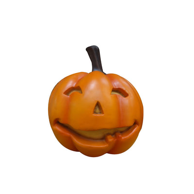Pumpkin Smiling- LM Treasures