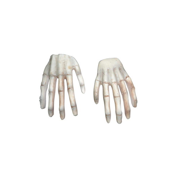 Skeleton Hands Wife - LM Treasures Life Size Statues & Prop Rental