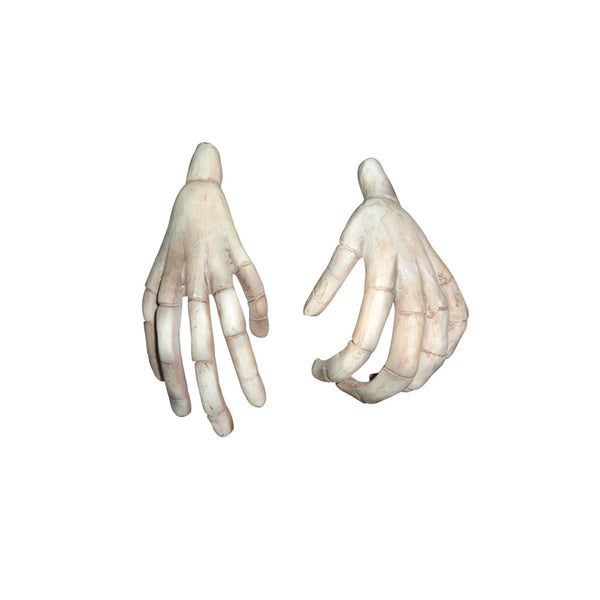 Skeleton Hands Husband - LM Treasures Life Size Statues & Prop Rental