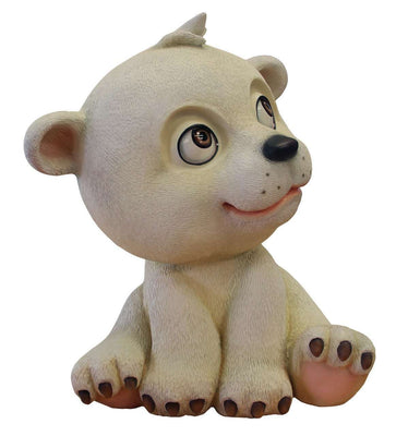 Comic Bear Polar Sadie Animal Prop Life Size Decor Resin Statue - LM Treasures Life Size Statues & Prop Rental
