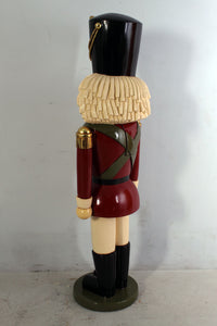 Nutcracker Life Size Christmas Statue - LM Treasures Life Size Statues & Prop Rental