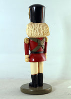 Nutcracker Small Christmas Statue - LM Treasures Life Size Statues & Prop Rental