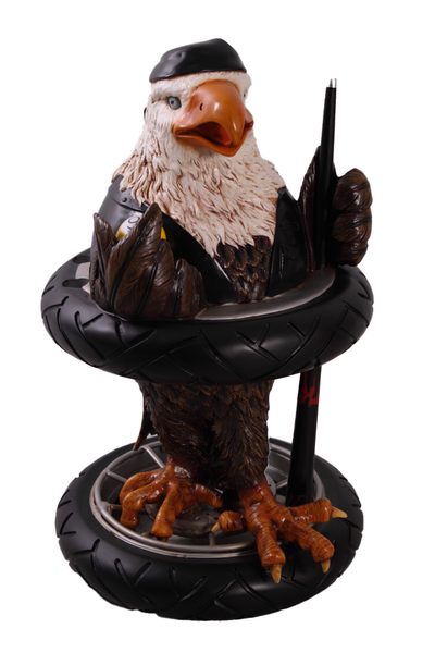 Eagle Cue Holder Life Size Statue - LM Treasures Life Size Statues & Prop Rental