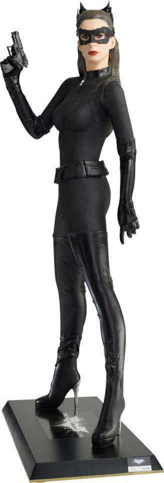 Cat Woman Life Size Statue From The Dark Knight Rises - LM Treasures